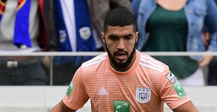 Op de weg terug: Na maanden blessureleed Bakkali traint weer bij RSC Anderlecht
