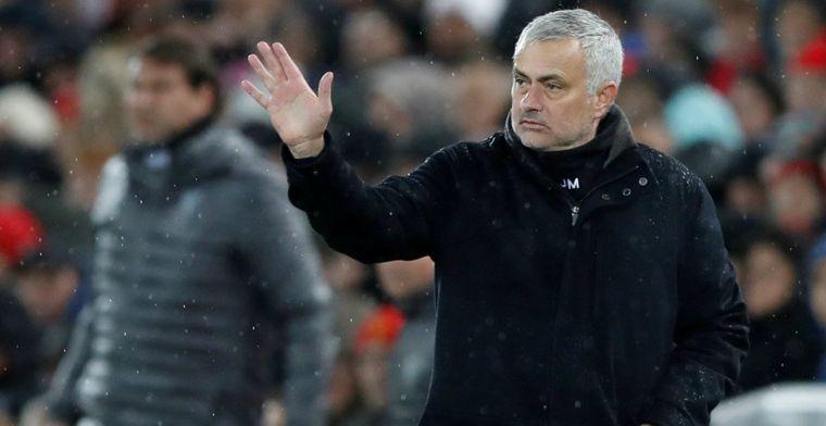 'Tottenham wil snel handelen na ontslag: Mourinho 'serious contender' in Londen'