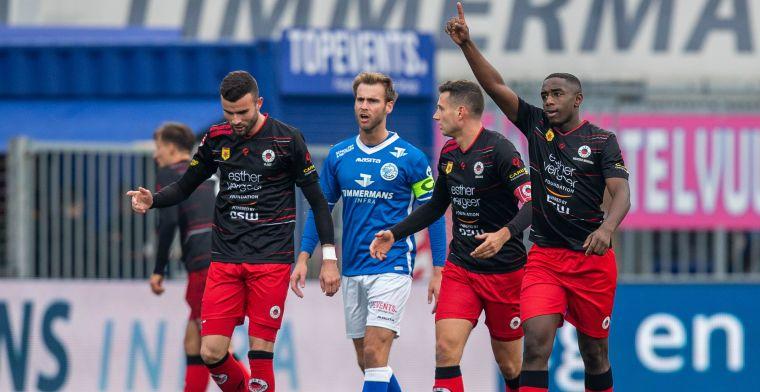 Excelsior komt in actie voor Mendes Moreira: 'Het heeft onze club diep geraakt'