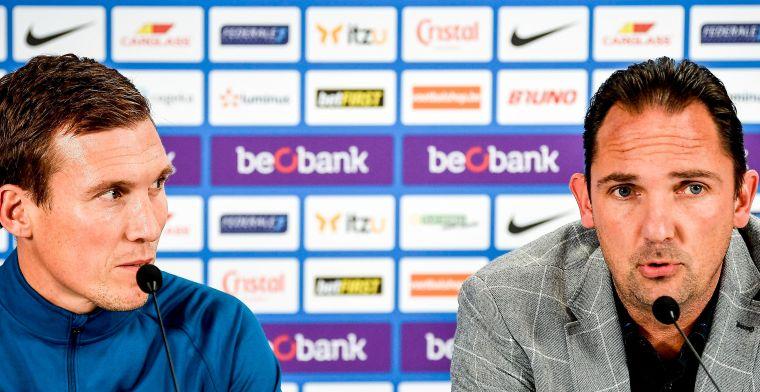 De Condé is trots met zijn nieuwe coach: De ideale trainer voor Racing Genk