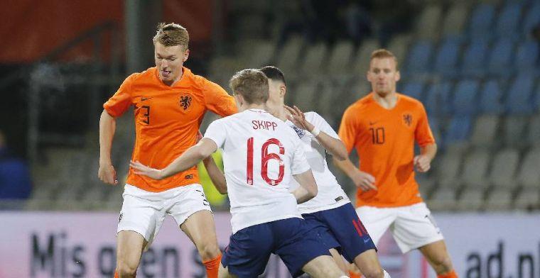 Geen afspraak tussen Ajax en Schuurs: 'In ieder geval niets over gehoord'