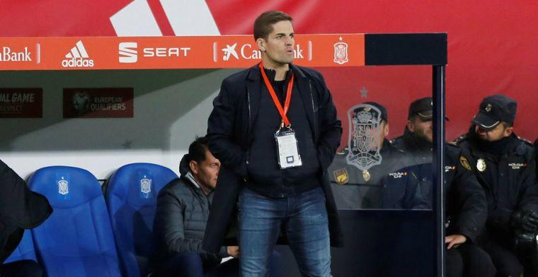 'Spaanse bondscoach moet beschikken: tranen in de kleedkamer'