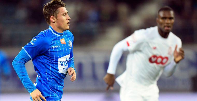 'Standard Luik krijgt boete voor het bekogelen van Castro-Montes met projectielen'