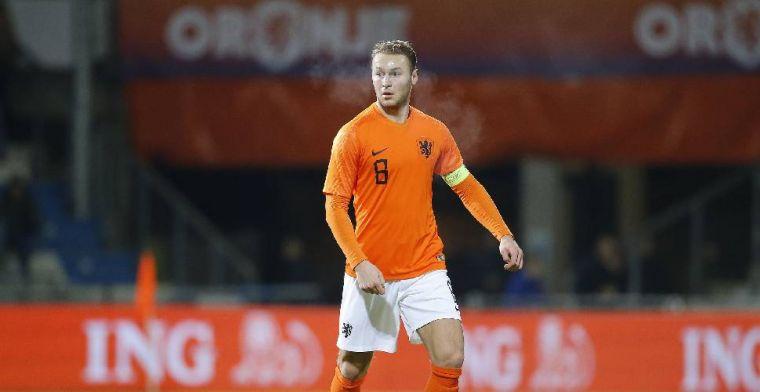 'Als ik een uitnodiging krijg voor het Nederlands elftal zou dat fantastisch zijn'