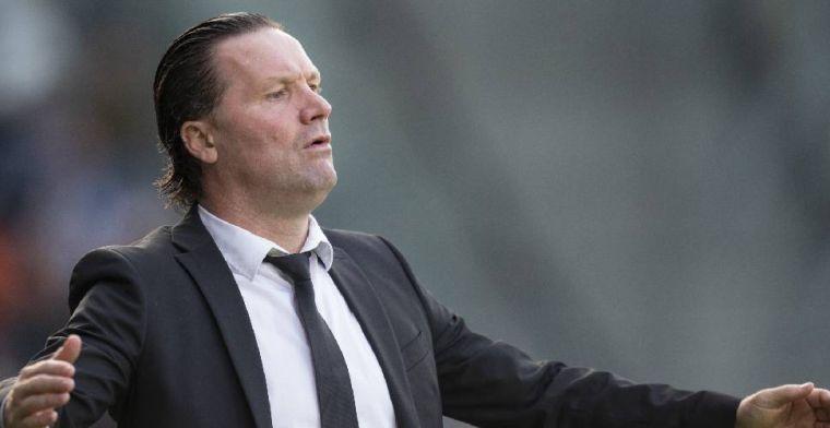 Vorige maand ontslagen Vreven (46) heeft weer nieuwe club gevonden