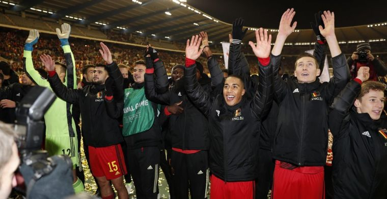 Buitenlandse media lovend over België: 'Foutloos, De Bruyne was magnifiek'