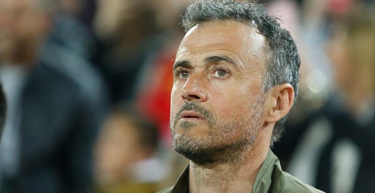 OFFICIEEL: Luis Enrique keert terug als bondscoach van het Spaanse elftal