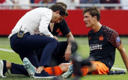 Afbeelding: PSV ziet na Bergwijn en Malen nog een aanvaller terugkeren op de training