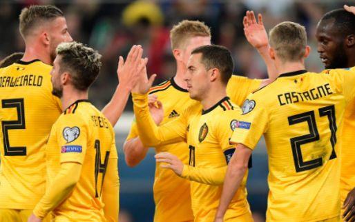 UEFA roept België op het matje na Rusland: 'Aftrap te laat en fout shirt Boyata'