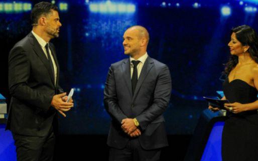 Sneijder: 'Als ik ervoor had geleefd, stond ik in het rijtje met Ronaldo en Messi'