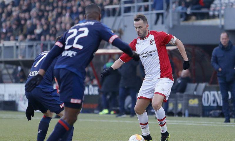 Afbeelding: Uitvak nu al uitverkocht voor FC Emmen-PSV, ondanks 'boycot': 'Zijn we trots op'