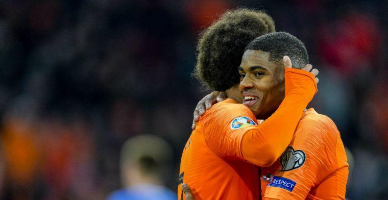 'Ongelooflijke' Boadu maakt indruk bij Oranje: Alles wat hij deed was raak
