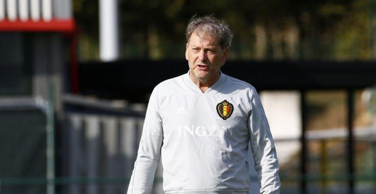 Mathijssen wil Anderlecht-talenten voor U19: 'Dan kunnen we EK winnen'