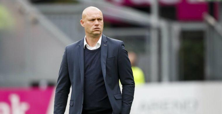 'Hofland trekt conclusies en is bezig aan laatste seizoen bij Fortuna Sittard'