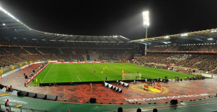 Rode Duivels hebben groot nadeel tijdens EK: Geen nationaal stadion is doodzonde