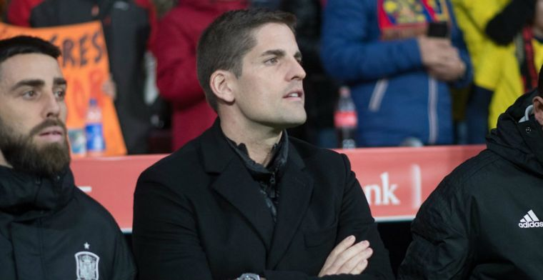 Statement van weggestuurde Spaanse bondscoach: 'Ik had deze situatie niet gewild'