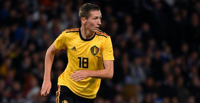 Club Brugge-smaakmaker Vanaken laat zich uit over kansen op EK-selectie