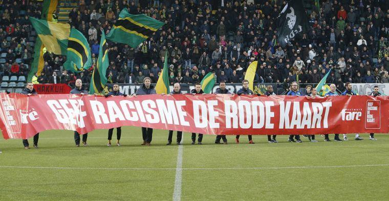 'Nederlandse profclubs willen actie: wedstrijden één minuut onderbroken'