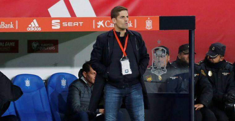 'Moreno woest op Spaanse bond: coach stuurt advocaten naar ochtendvergadering'