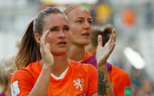 Van Lunteren (26) stopt bij het Nederlands elftal: