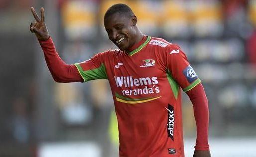 """Afbeelding: Akpala komt fit aan bij KV Oostende dankzij Club Brugge: """"Het was een privilege"""""""