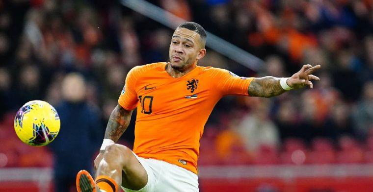 Memphis wordt beloond door Olympique Lyon: 'Heel belangrijk voor het team'