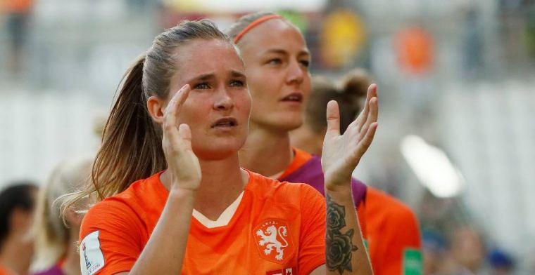 Van Lunteren (26) stopt bij het Nederlands elftal: Het is mooi geweest zo