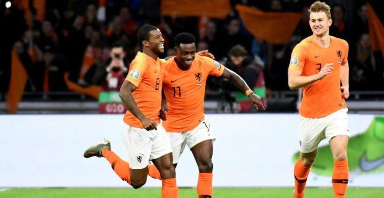 Herboren Promes tevreden bij Ajax: 'Gaat stap voor stap beter'