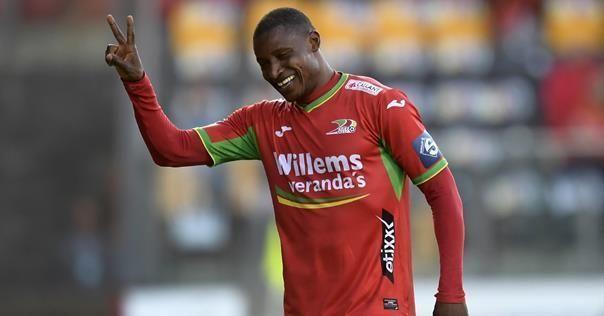"""Akpala komt fit aan bij KV Oostende dankzij Club Brugge: """"Het was een privilege"""""""