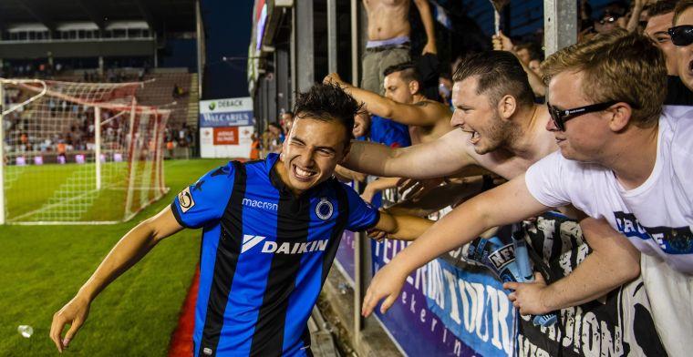 Cools (Club Brugge) kan kiezen voor voetbaldwerg: 'Willen jullie dit?'