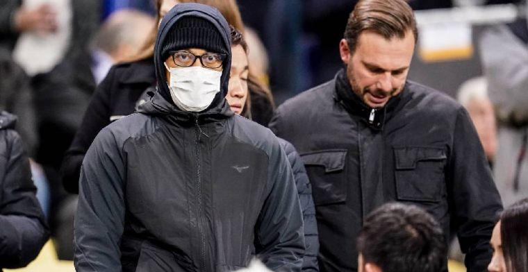 Linssen tevreden bij Vitesse: Hij heeft een linkerbeen waar je U tegen zegt