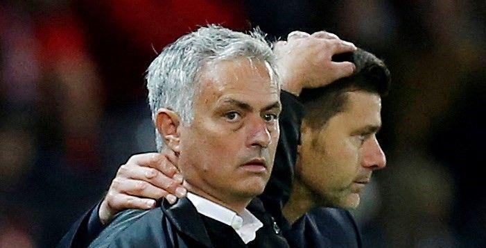 Mourinho: 'Tottenham is gigantisch, ik ga hier niet dezelfde fouten maken'