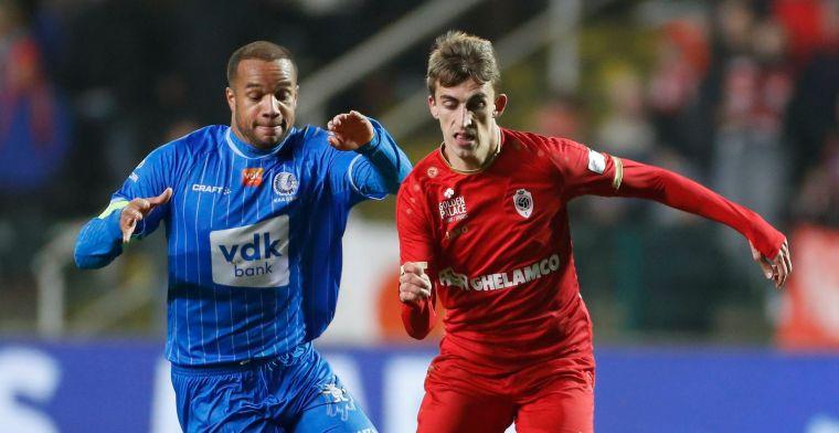 Vadis Odjidja na nederlaag tegen Antwerp: Niet onze beste wedstrijd
