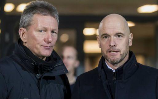 'Ik denk dat trainer Erik ten Hag tegen zijn Ajax-spelers zegt: win met 10-0'