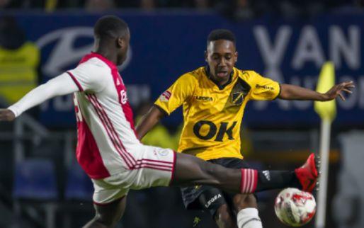 Afbeelding: Eerste officiële doelpunt voor Ajax: 'Ik heb nu een mooi gevoel'