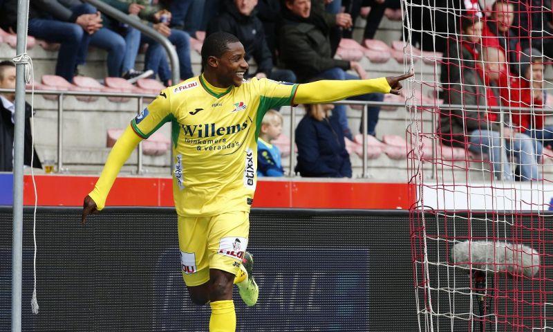Afbeelding: Akpala kan meteen tegen Club Brugge spelen: