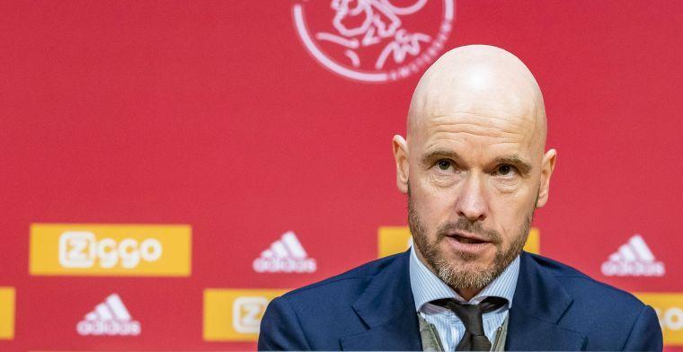 Ten Hag mist Veltman minimaal twee wedstrijden na Oranje-verplichtingen