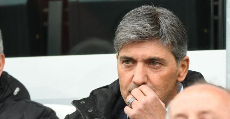 'Inmiddels ontslagen Mazzu wilde Benavente (ex-Charleroi) naar Genk halen'