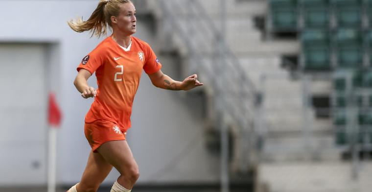 84-voudig international stopt bij Oranje Leeuwinnen: 'Kon het niet meer opbrengen'