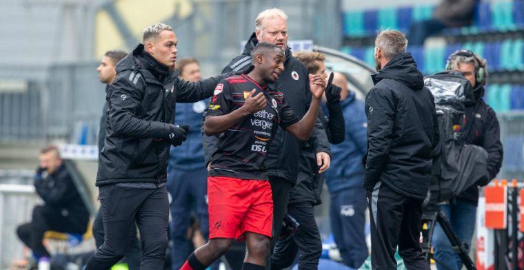 Den Bosch komt met volgende statement: club rest van seizoen in speciale shirts