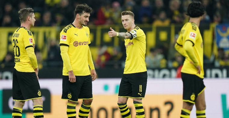 Borussia Dortmund repareert 0-3 achterstand en voorkomt blamage