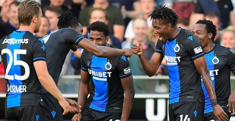 Na transfer naar Club Brugge geniet Okereke met volle teugen van Belgisch leven