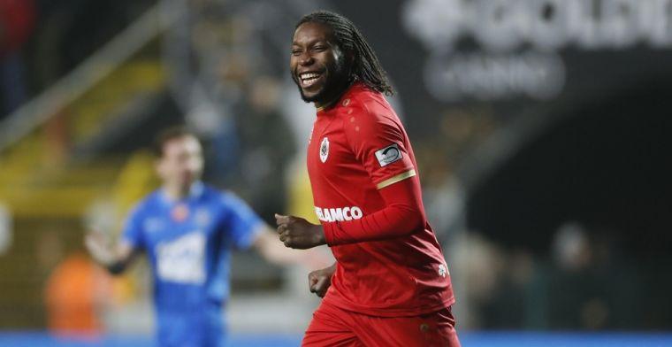 Centurion Mbokani: 100 doelpunten bij Anderlecht, Standard en Antwerp