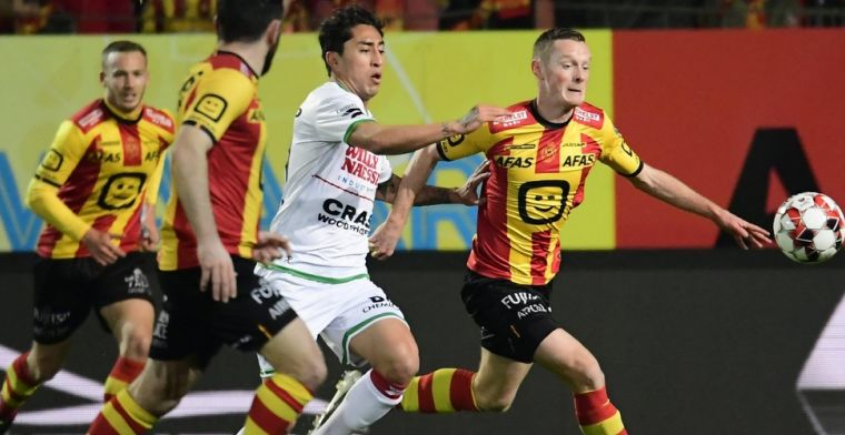 Essevee doet uitstekende zaak in strijd om Play-Off 1 met winst tegen Malinwa
