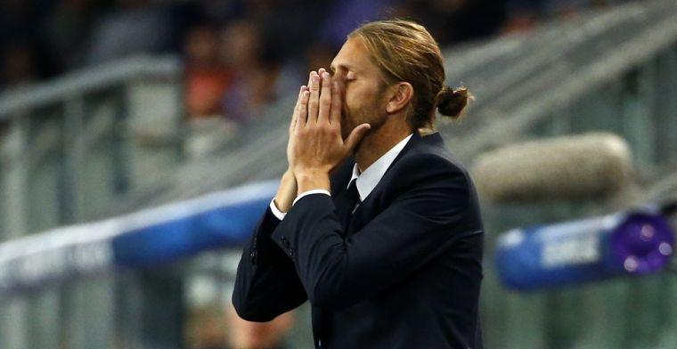 Eerste kans voor Frutos? 'Coach onderhandelt met topclub'