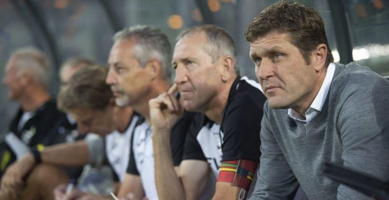 Verheyen stelt beste elftal van de heenronde samen, met enkel jongens uit niet-G5