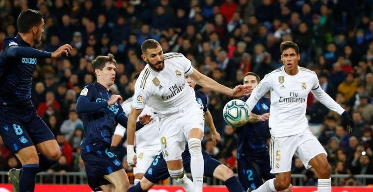 Real wint en komt weer naast Barça; Bale ontvangen met striemend fluitconcert