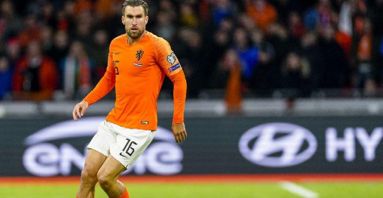 'Niemand wil Strootman: Oranje-international wordt overal aangeboden in Europa'