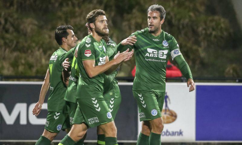 Afbeelding: De Graafschap verliest voor het eerst dit seizoen, NEC verspeelt punten