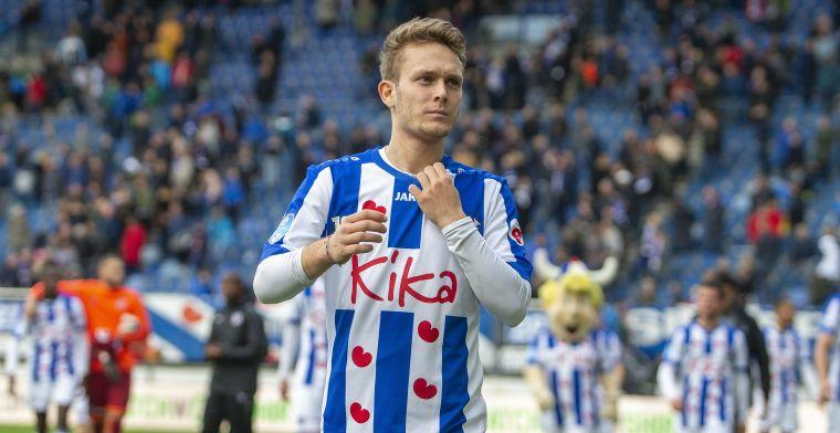 Heerenveen-invaller geeft visitekaartje af bij PSV: 'Verwacht dat ik zou spelen'